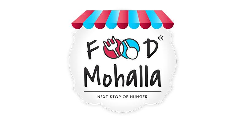 Food Mohalla Banner