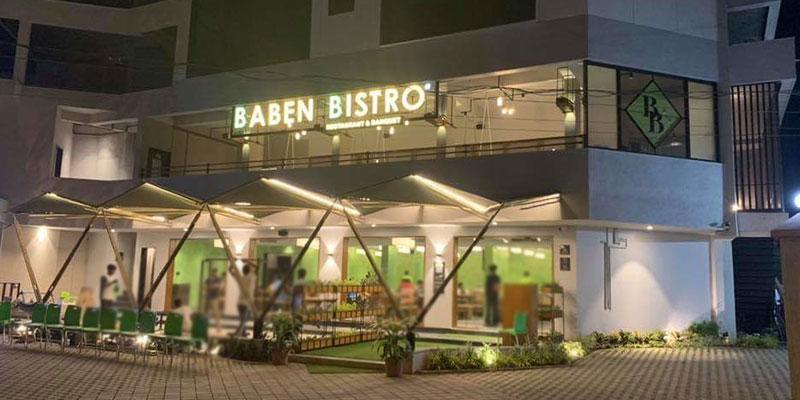 Baben Bistro Banner
