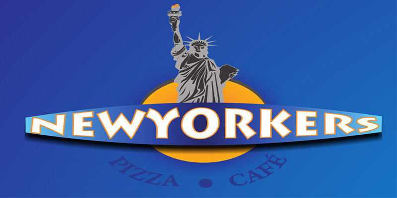 Newyorkers Pizza & Cafe Banner
