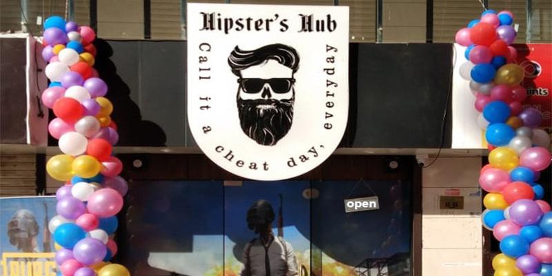 Hipster Hub Banner