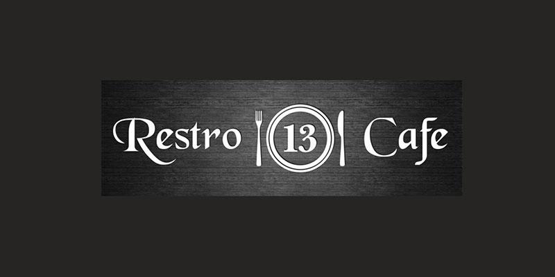 Restro 13 Cafe Banner