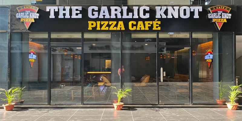 The Garlic Knot Banner