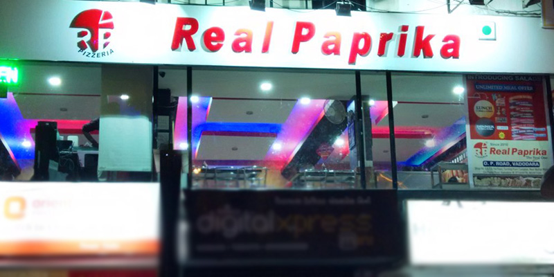 Real Paprika Banner