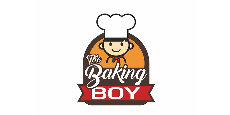 The Baking Boy Banner
