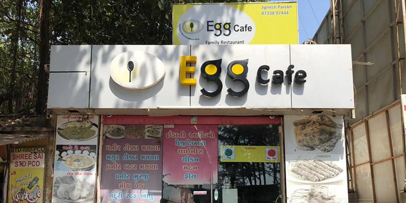 Egg Cafe Banner