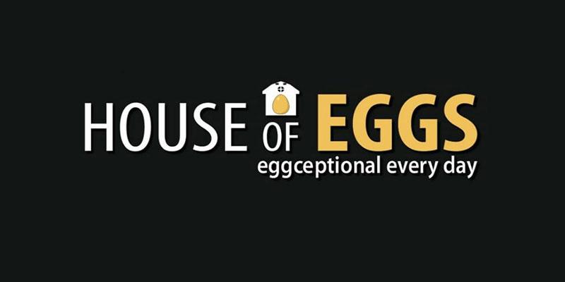 House Of Eggs Banner