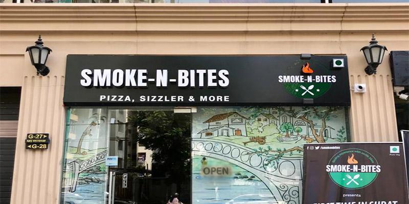 Smoke N Bites Banner