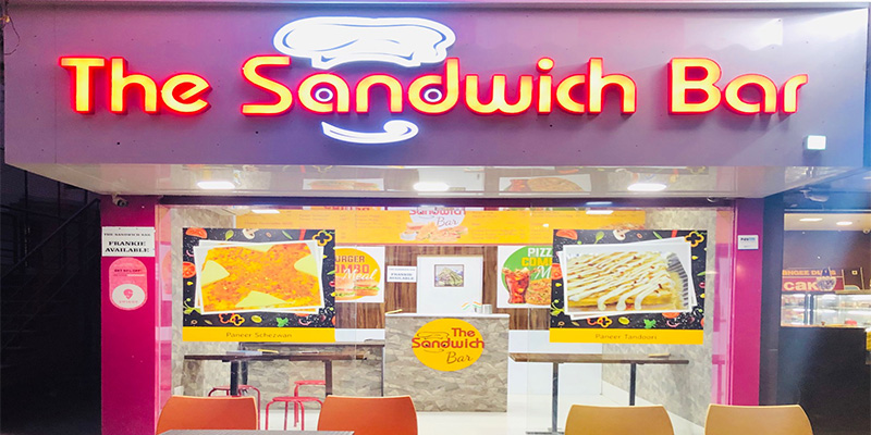 The Sandwich Bar Banner