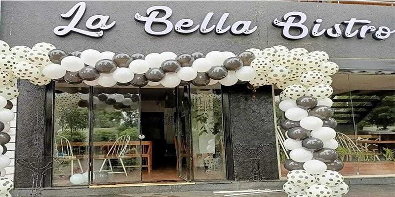 La Bella Bistro Banner