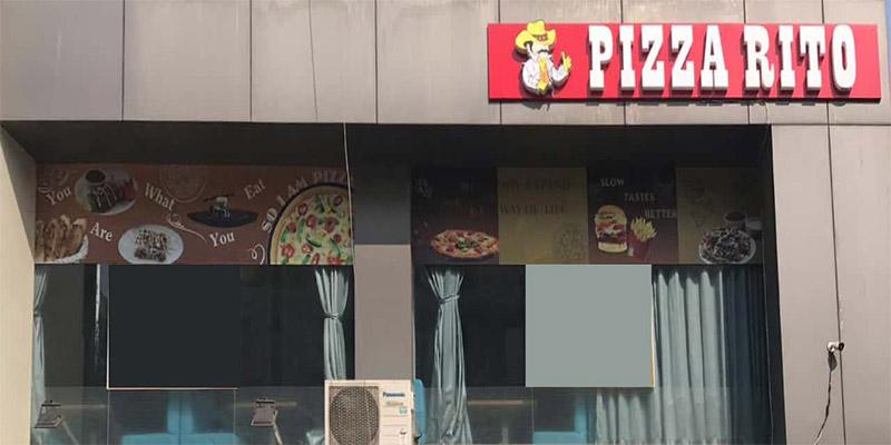 Pizzarito Banner
