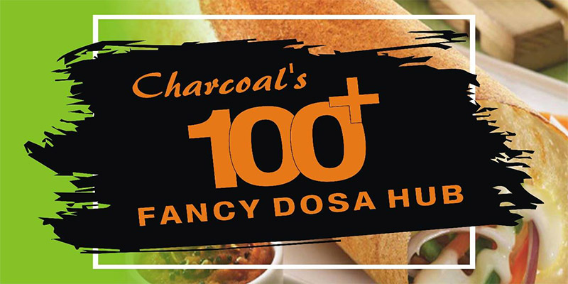 Charcoal Fancy Dosa Banner