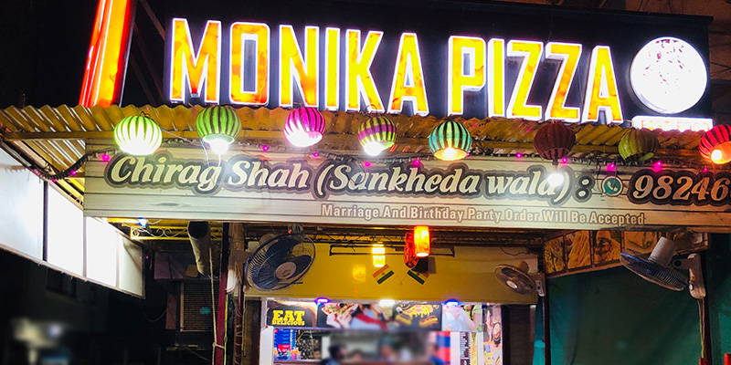 Monika Pizza Banner