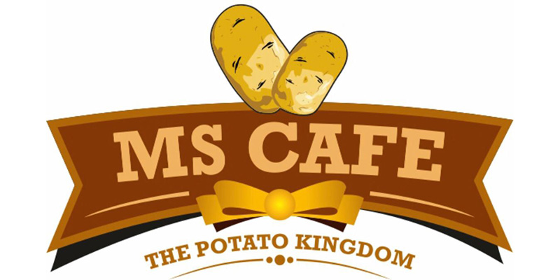 The M S Cafe Banner