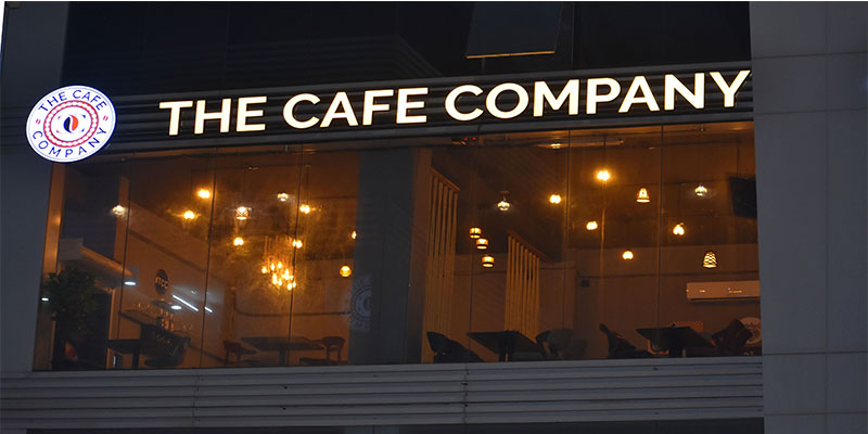 The Cafe Company Banner