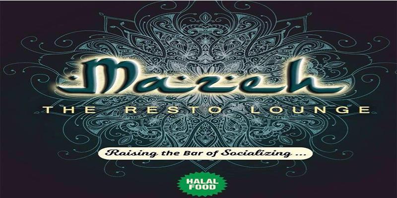 Mazeh The Restro Banner