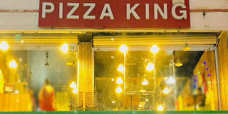 Pizza King Banner
