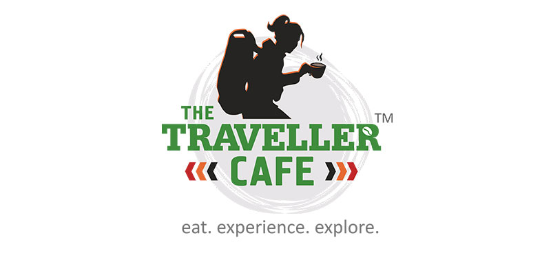 The Traveller Cafe Banner