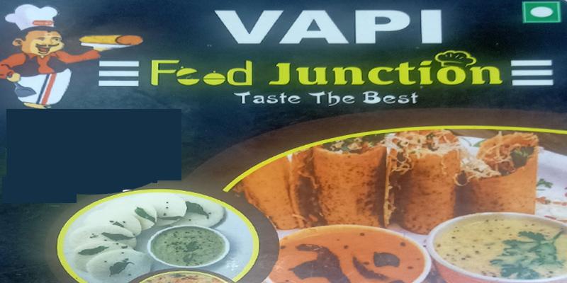 Vapi Food Junction Banner