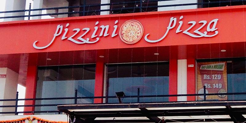 Pizzini Pizza Banner