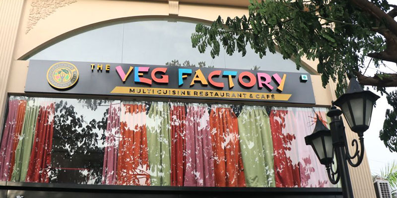 The Veg Factory Banner