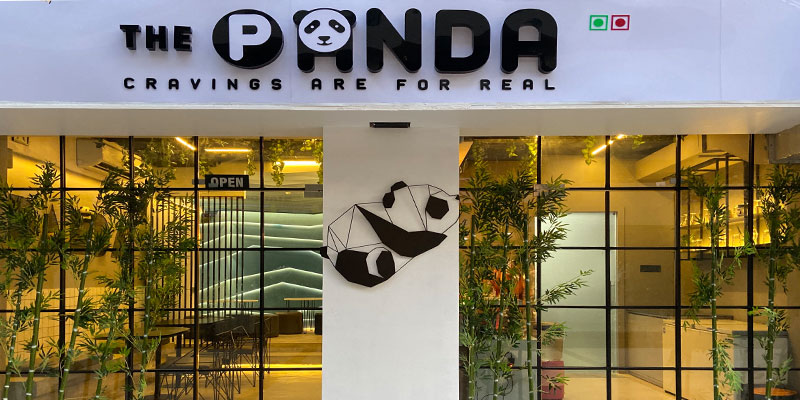 The Panda Banner