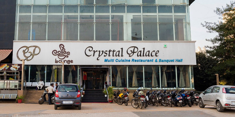 Crysttal Palace Banner