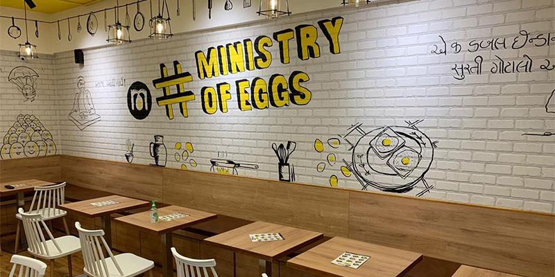 Ministry Of Eggs Banner