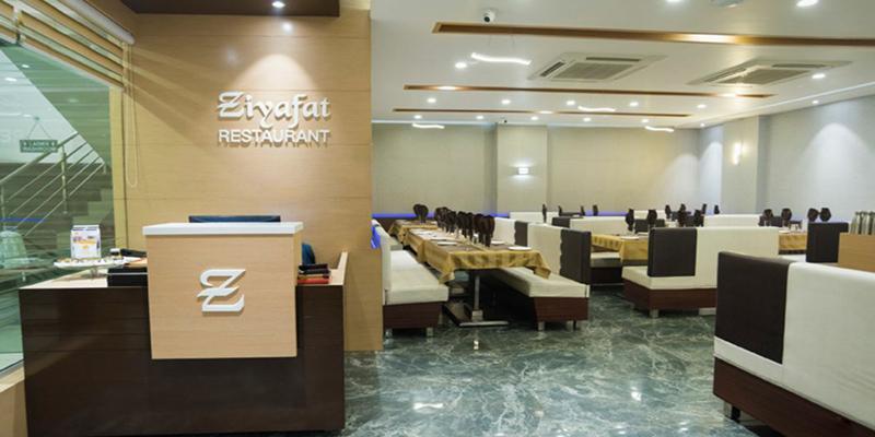 Ziyafat Restaurant Banner