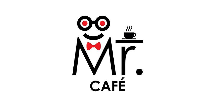 Mr. Cafe Banner
