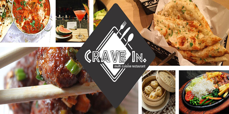 Crave In Banner