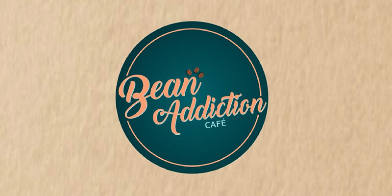 Bean Addiction Cafe Banner
