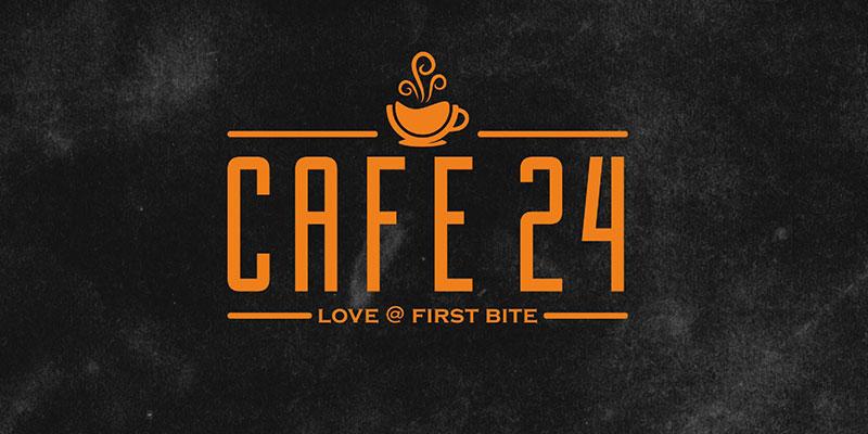 Cafe 24 Banner