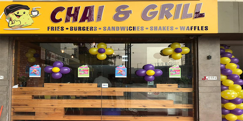 Chai & Grill Banner