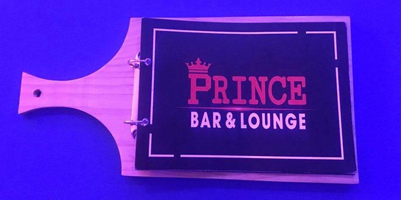 Prince Bar Lounge Banner