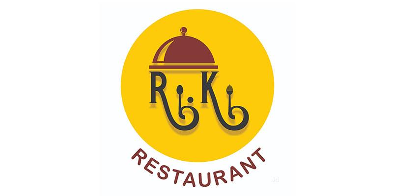 R K Restaurant Banner