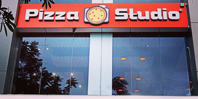 Pizza Studio Banner