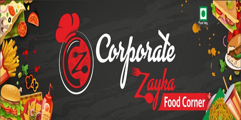 Corporate Zayka Banner