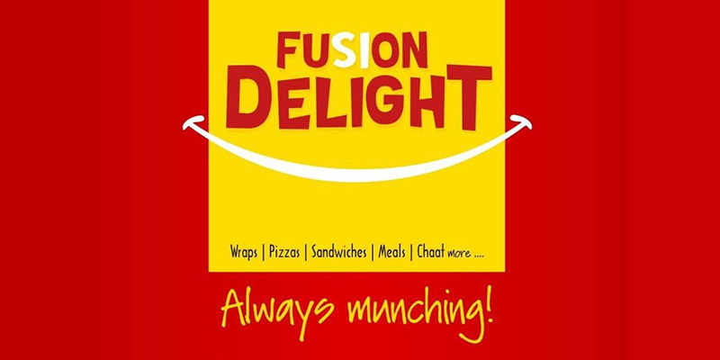 Fusion Delight Banner