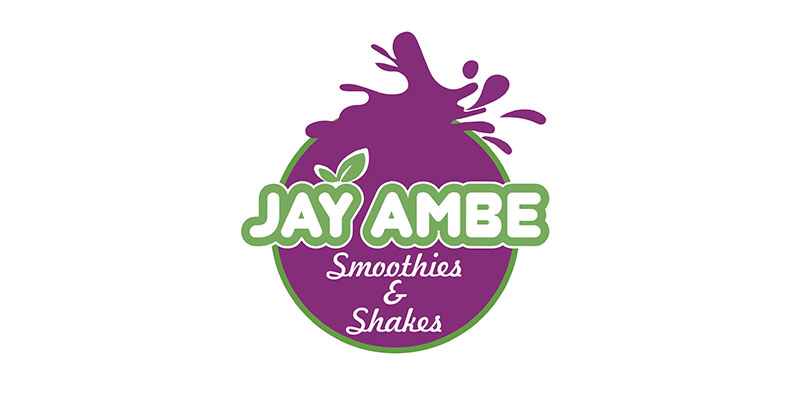 Jay Ambe Smoothies & Shakes Banner