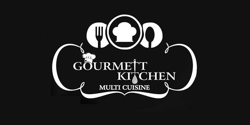 Gourmett Kitchen Banner