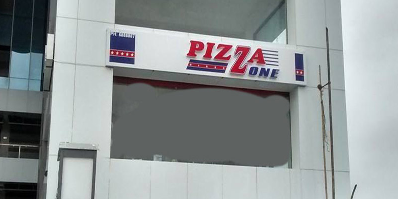 Pizza Zone Banner
