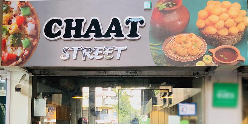 Chaat Street Banner