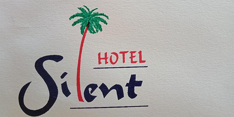 Hotel Silent Banner