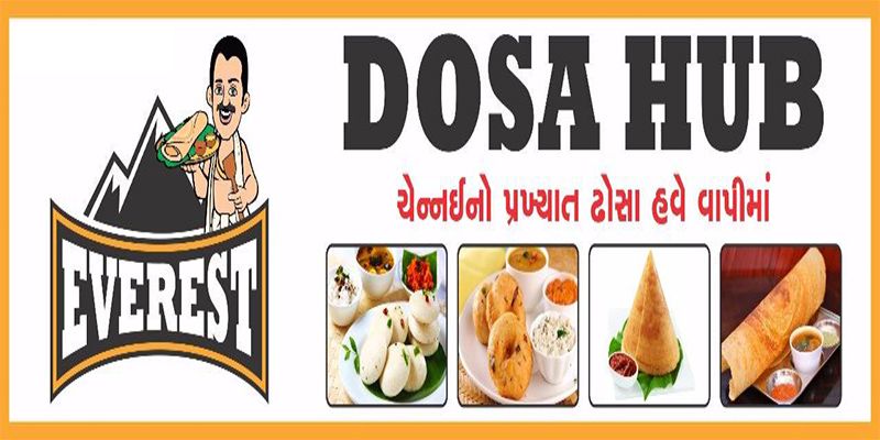 Everest Dosa Hub Banner