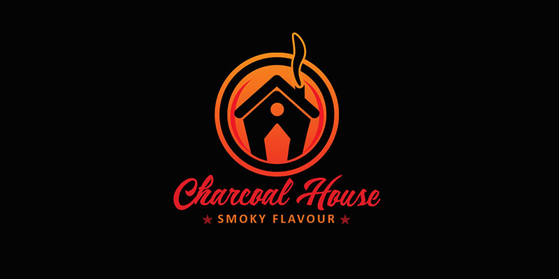 Charcoal House Banner